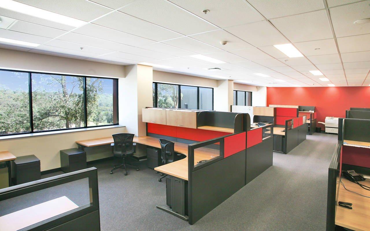 Hi-Tech Office
